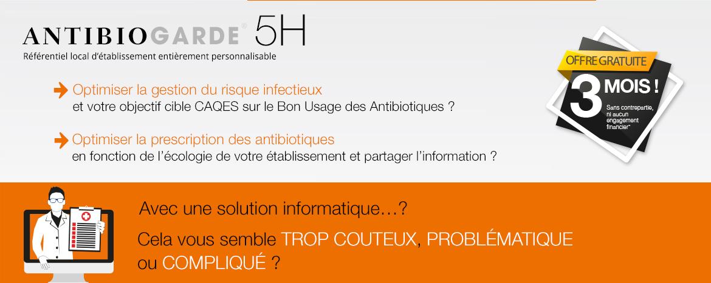 Antibiogarde® 5H offres